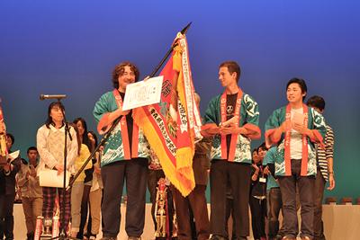 2014年第33回津軽三味線世界大会