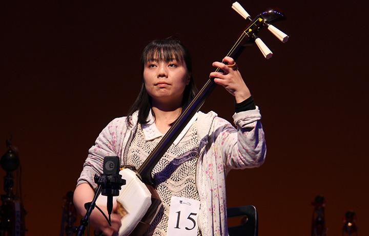 女性A級優勝 木田亜矢さん